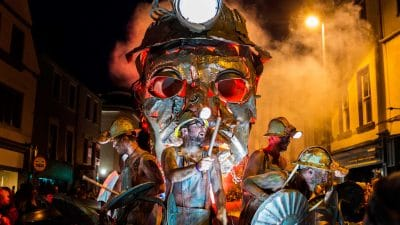 Spraoi The Copper Head Photography By Keith Currams S