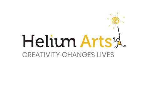 Helium Arts Logo