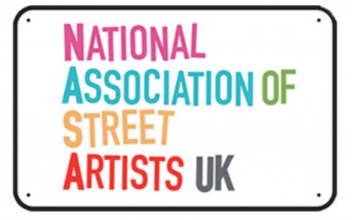 National Association of Street Artists Logo