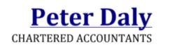 Peter Daly Logo