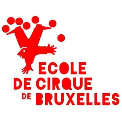 Ecole de Cirque de Bruxelles Logo