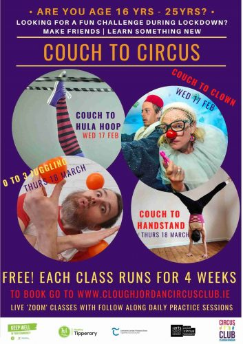 Couch To Circus