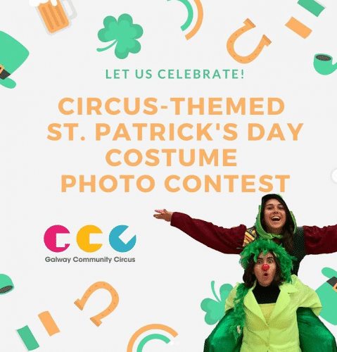 Galway Community Circus St. Patricks Day Contest