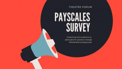 Theatre Forum Payscales Survey
